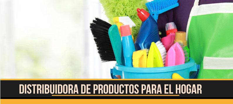 Distribuidora de productos para el hogar for Articulos para el hogar
