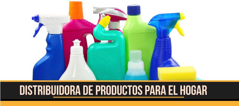 Distribuidora de productos para el hogar 1 for Articulos para el hogar